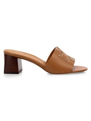 Ines Leather Mules