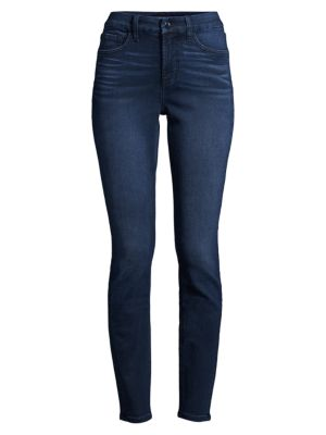 Classic High-Rise Sculpting Skinny Jeans
