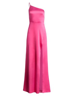 Cardallino Asymmetrical Gown