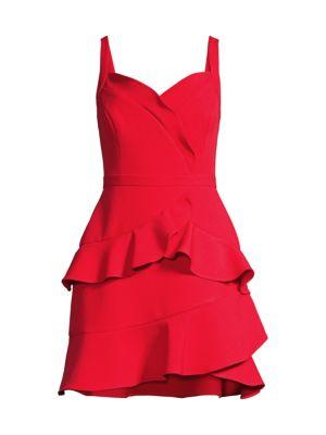 Eve Tiered Mini Dress