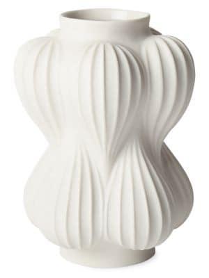 Medium Balloon Porcelain Vase