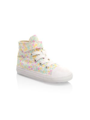 Baby's & Little Girl's Chuck Taylor Printed Hi-Top All-Star Sneakers