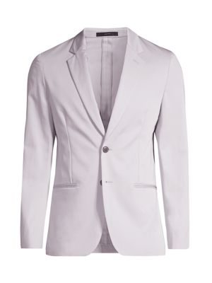 Soho Stretch-Cotton Suit Jacket