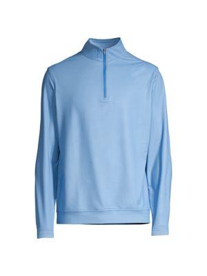 Perth Terry Half-Zip Sweatshirt