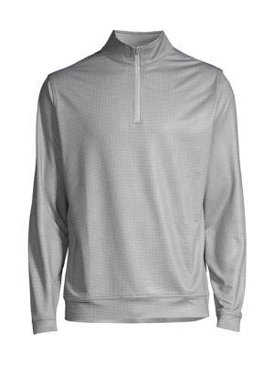 Perth Half-Zip Sweatshirt