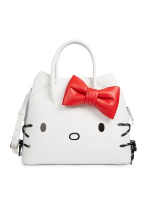 Kitty Leather Tote