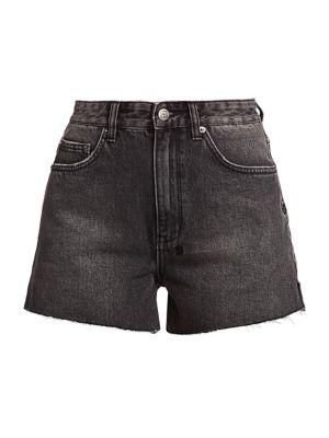 Rise N' High Denim Shorts