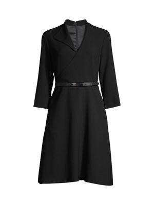 Elodie Belted Dress