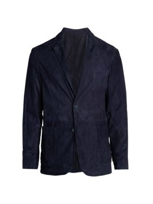 COLLECTION Suede Sportcoat