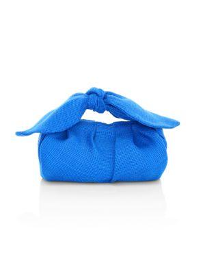 Nane Knotted Barrel Bag