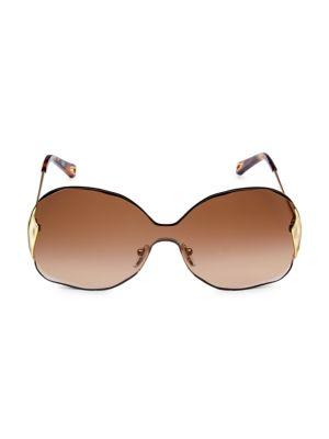 Curtis 59MM Square Sunglasses