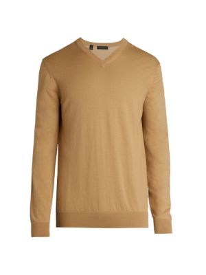 COLLECTION Lightweight Cashmere V-Neck Sweater