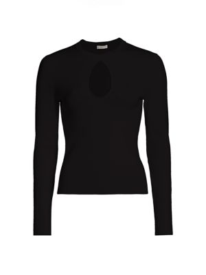Megan Keyhole Sweater