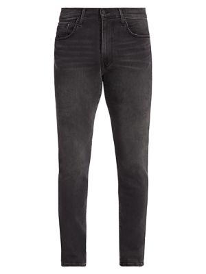 Dean Slim Straight Jeans