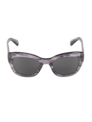 Lalit 51MM Cat Eye Sunglasses