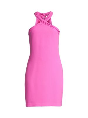 Magical Twist Mini Dress