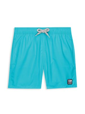 Little Boy's & Boy's Classic Swim Trunks