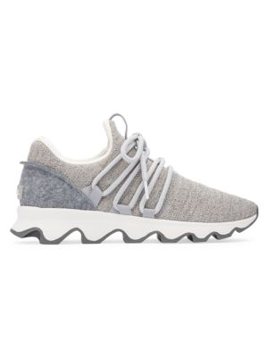Kinetic Lace-Up Sneakers