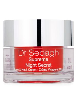 Supreme Night Secret Face & Neck Cream