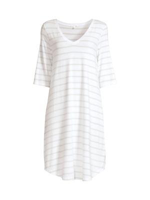Mirielle Striped T-shirt Dress
