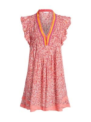 Sasha Ditsy Floral Dress