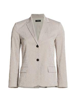 Classic Shrunken Jacket