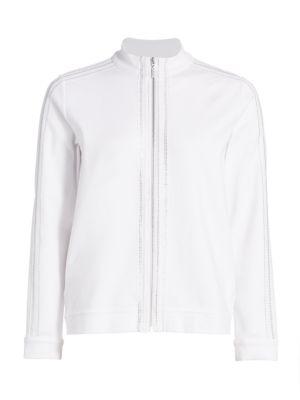 Sparkle Zip Jacket