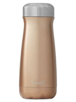 Pyrite Stainless Steel Traveler Bottle/16 oz.