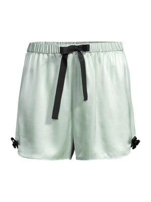 Bea Bow Pajama Shorts