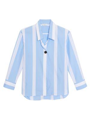 Raja Stripe Shirt