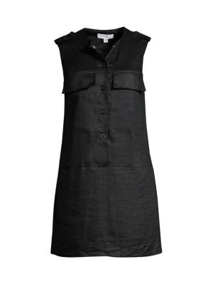 Jalil Tank Linen Dress