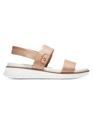 ZeroGrand Global Leather Sport Sandals