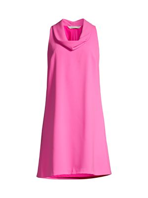 Naples Cowl-Neck Dress