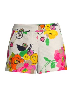 Corbin Floral Shorts