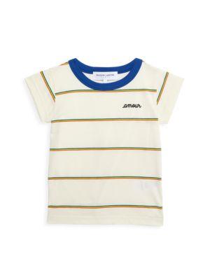 Little Girl's & Girl's Striped Amour T-Shirt