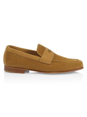 Hendra Suede Loafers