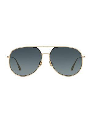 DiorByDior 60MM Pilot Sunglasses