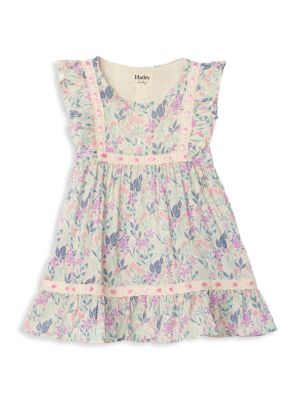 Baby Girl's Floral Party Dress