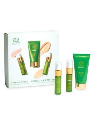 Spring Reset Mini-Regimen For Oily & Combination Skin 3-Piece Set