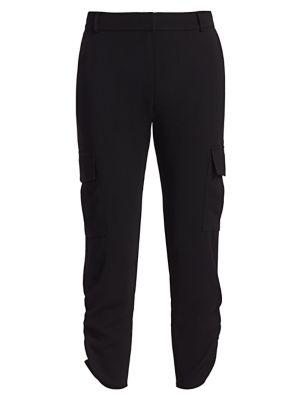 Simone Cropped Cargo Pants