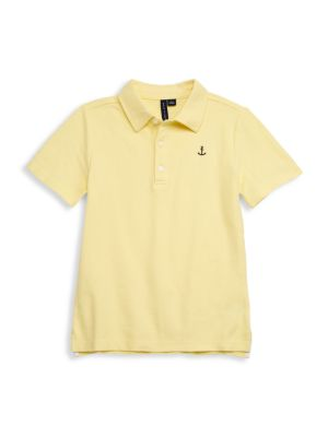 Little Boy's & Boy's Classic Polo Shirt