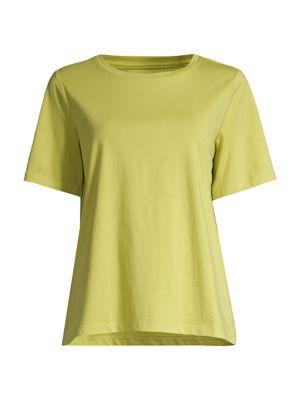 Crewneck Organic T-Shirt