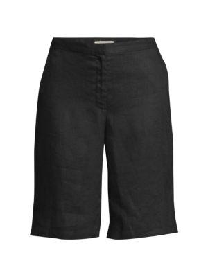 Linen Walking Shorts