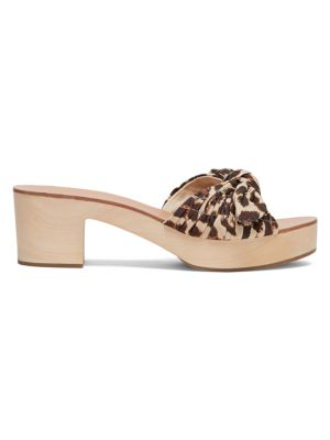 Regina Clog Slide Sandals