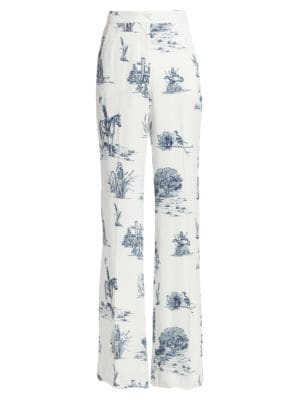 Maggie Reyrosa Toile Pants