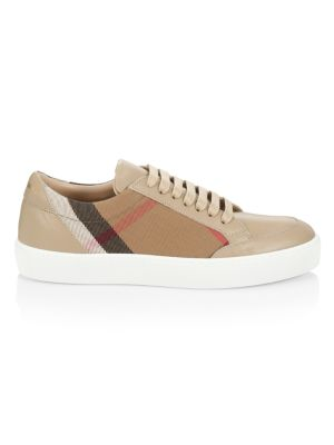 Salmond Vintage Check Sneakers