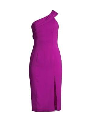 Sloan One-Shoulder Dress