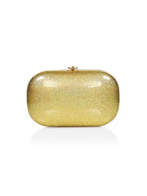 Elina Plus Stardust Clutch