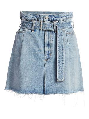 Reworked 90s Denim Skirt