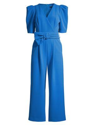 Maricopa Puff-Sleeve Jumpsuit